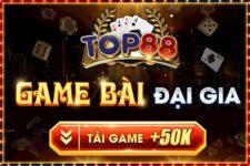 TOP88 CLub – Tải game TOP88 đổi thưởng nhận code 50K miễn phí