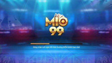 Mio99 – Cổng game quay hũ đổi thưởng cực chất lượng