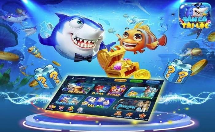 Hình ảnh game bắn cá tài lộc