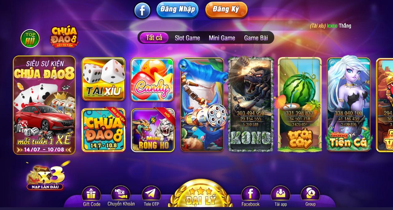 Hình ảnh game BayVip