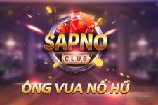 SapNo Win – Ông vua Game nổ hũ đổi thưởng 2021